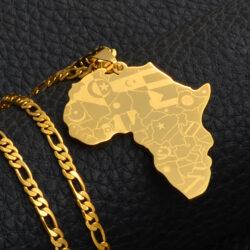 Africa's Success Necklace