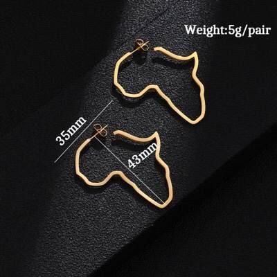 Afrohoop earrings s