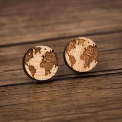 One World Earrings f